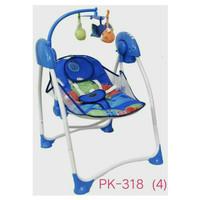 SALE!!! Ayunan Bayi Pliko Baby Swing Automatic 318 Piccola