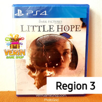PS4 The Dark Pictures Anthology : Little Hope