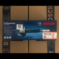 Bosch grinder mesin gerinda gurinda grinda tangan bosch GWS 060 4