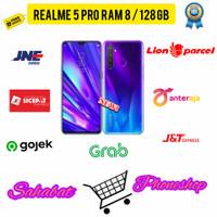 REALME 5 PRO RAM 8/128 GB GARANSI REALME