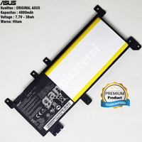 Baterai Batre Laptop Asus A442 A442U A442UR X442 F442U A480U Series