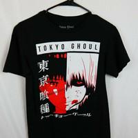 KAOS BAJU TSHIRT TOKYO GHOUL SIZE S M L XL XXL