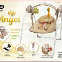 Ayunan Otomatis Baby Elle / Swing baby