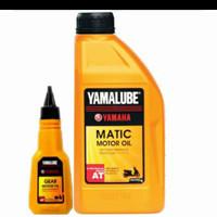 paket oli motor yamalube matic + gardan oil