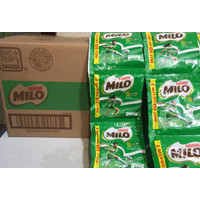 Milo Activ-Go Sachet I Susu Nestle Milo 22 gr Harga Per Renceng