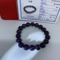 Gelang Giok China Manau purple premium quality manau china asli cina