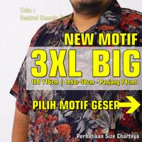 Baju Kemeja Polos Pria Big Size XXXL 3XL Triple XL Kemeja Jumbo Laris
