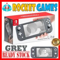 Nintendo Switch Lite Grey Color