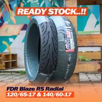FDR BLAZE RS 120/65-17 140/60-17 Ban Soft Compound CBR R15 KTM