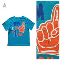 Kaos anak 3 tahun laki laki baju atasan pakaian anak cowok murah brand - Motif A