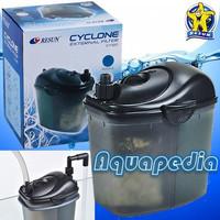 RESUN CY-20 Cyclone Aquarium External Filter Aquascape