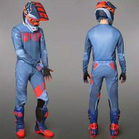Jersey set baju dan celana trail jerset cross mtb downhill