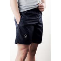 Celana Olahraga Lari Gym Fitness Training - Origin Active Basic Short - S, Navy