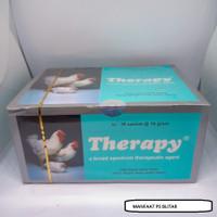 THERAPY 30 sachet 10gr (obat multifungsi untuk ayam kemasan)