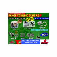 PAKET BRT TIGER TOURING SUPER 3