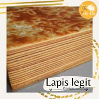 Kue Lapis Legit Original Premium Fresh - Coklat