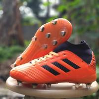 Sepatu Bola Adidas Predator Anak Boots Size Junior 34-38 Sol Bening