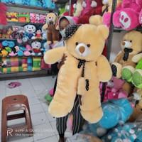 boneka Tedy bear jumbo topi