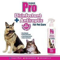 Ecojack Pro DIsinfektan Antiseptik 30ml Penghilang Virus Kandang