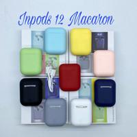 Inpods 12 Macaron Headset Bluetooth i12 TWS Warna Macaron Wireless Ear