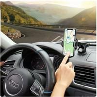 Phone Holder Dashboard Mobil jepitan Hp Gps Universal