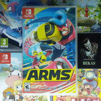 Best Deal! - ARMS - Nintendo °|• Switch ~ Ready!-