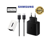 ORIGINAL CHARGER SAMSUNG S21 PLUS ULTRA 45W SUPER FAST CHARGING TYPE C