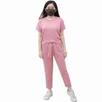 Baju Setelan Celana panjang babyterry fashion wanita cewek cewe remaja