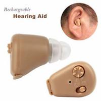 AXON Alat Bantu Pendengaran Mini Rechargeable Pengeras Suara Orang Tua