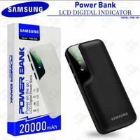 Powerbank SAMSUNG PBB-403 20000mAh Port 2 USB Real Capacity