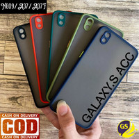 OPPO NEO 9 / A37 / A37F SOFT CASE DOVE MATTE ARMOR COLORED FROSTED - Hijau
