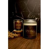 Bhava Spring Soy Wax Scented Candle Fragrance Aromatherapy aromaterapi - 200gr