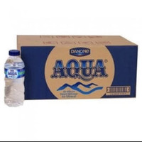 Aqua botol mini 330 ml [24 pcs]