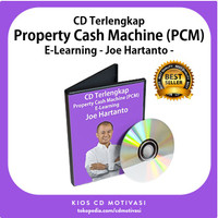 Termurah CD Property Cash Machine Joe Hartanto