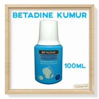 BETADINE KUMUR 100ML / OBAT KUMUR / MOUTHWASH