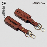 Sarung Remot Honda ADV 150 / Gantungan Kunci Aksesoris ADV150 Motor