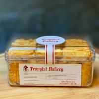 Kue Kering Cookies Kastengel Roombutter by Trappist Bakery Rawaseneng