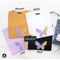 T-Shirt / Kaos Wanita & Pria BUTTERFLY GALAXY - ELLIPSES.INC