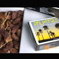 buah Kurma Tunisia madu tangkai palm fruit frutt 1 box 500 gram 1/2 kg