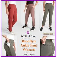 Brooklyn Ankle Pant Jogger Women - Celana Panjang nyaman wanita