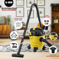 IDEALIFE IL100V Vacuum Cleaners Wet & Dry Penyedot Debu Blow Cleaner