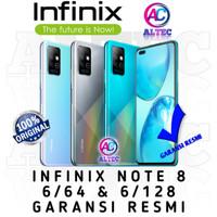 Infinix Note 8 6/64 & 6/128 GARANSI RESMI
