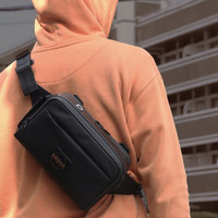 Tas pinggang waist bag pria ataupun wanita Mokamula Eclipse original