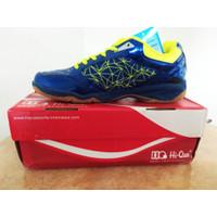 Sepatu Badminton HiQua - Future (size 41) warna R.Blue