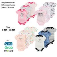 Baju Jumper Anak Bayi Perempuan Laki 2 - Jumper Import set 3in1 Carter