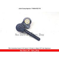 Joint Comp Injector 17560-KYZ-710 Join Injektor Supra X 125 Blade FI
