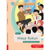 Buku guru kelas 2SD-MI Tema 1 hidup rukun