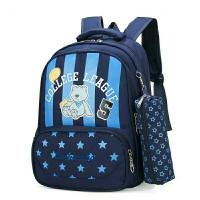 tas ransel sekolah fashion anak laki laki perempuan sd murah terbaru