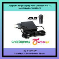 Adaptor Charger Laptop Asus Zenbook Pro 14 UX480 UX480F UX480FD Series