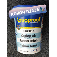 Aquaproof Cat Pelapis Anti Bocor Waterproofing 1 Kg 4Kg Kirim Kilat